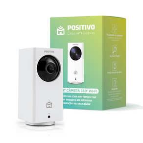 Smart Câmera 360 Wi-Fi