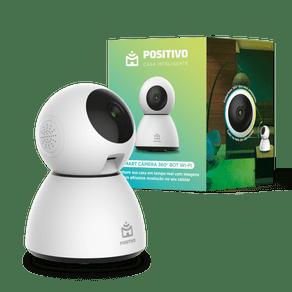 Smart Câmera 360 Bot Wi-Fi