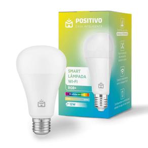 Smart Lampada Rgb Mais Wi-Fi Smart Lâmpada Wi-Fi RGB+