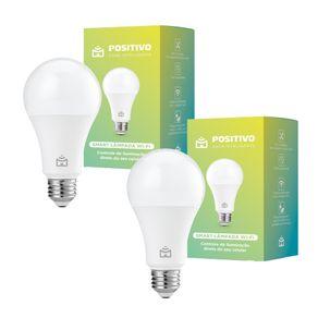 Kit - Smart Lampada Wi-Fi (2) - 11147015 Kit 02 Smart Lâmpada Wi-Fi