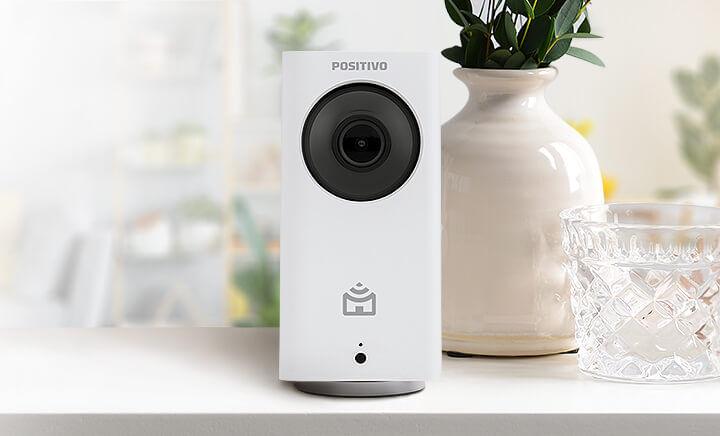 Smart Câmera 360° Wi-Fi