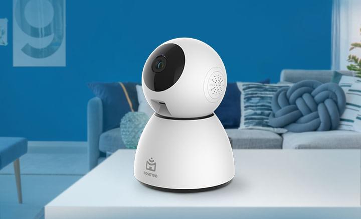 Smart Câmera Bot Wi-Fi
